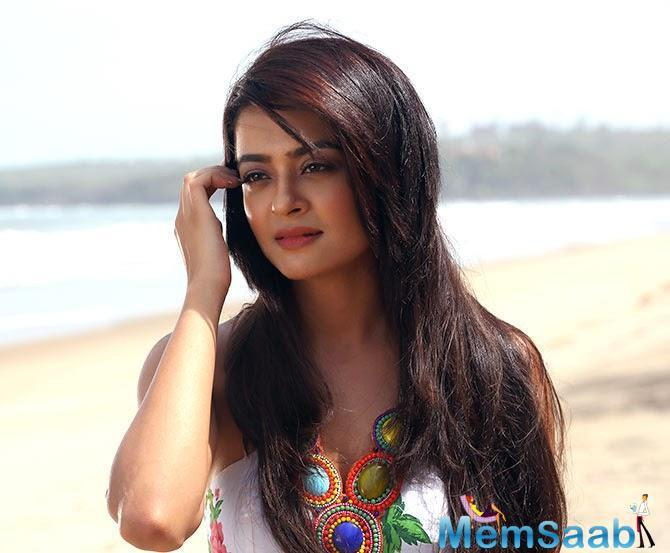 Surveen Chawla, who last seen in Leena Yadav's critically-acclaimed Parched (2016), had dropped off the radar.