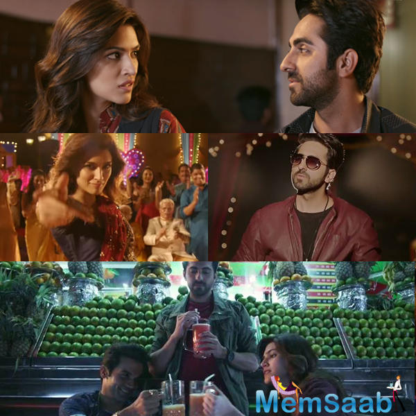 The trailer of the film has got everyone hooked and the music of the film is winning hearts.