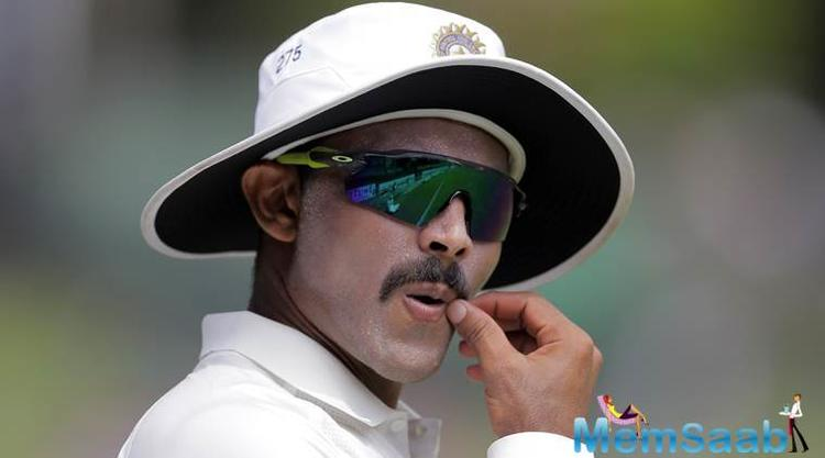 Jadeja  won the Man of the Match award for his all-round show in India's thumping win over Sri Lanka in the second Test.