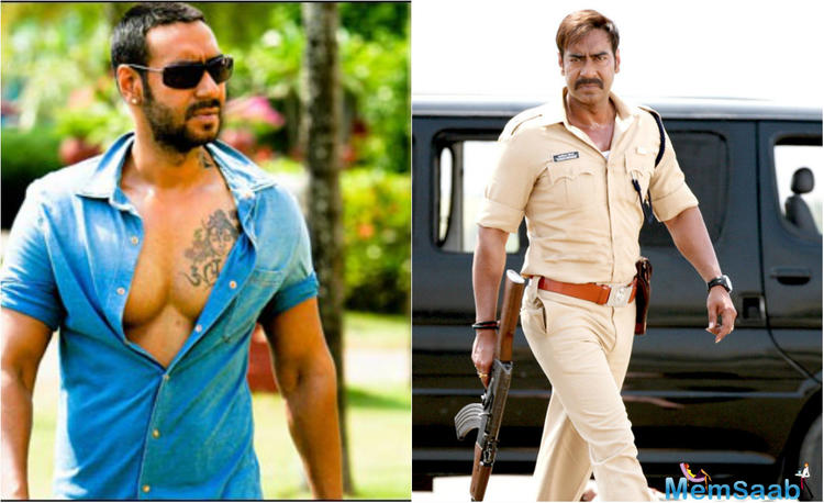 When in 2011 Rohit Shetty's Ajay Devgn starrer 'Singham' released, the audience went bonkers over the film. The film was a huge hit, and received applauds from every corner.