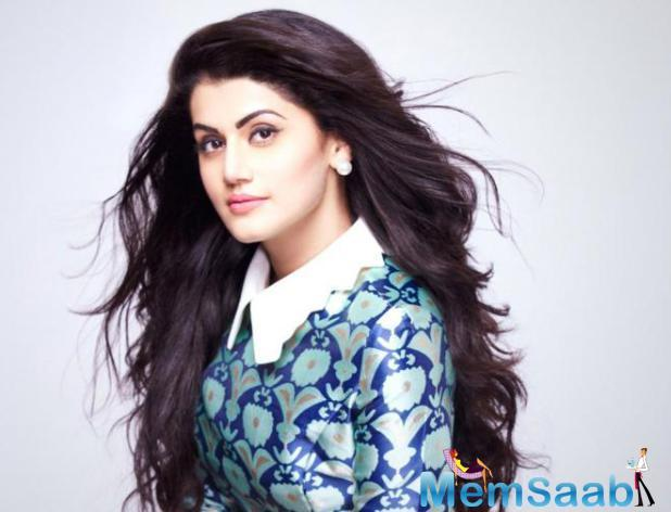 Taapsee Pannu next will be seen in Judwaa 2, which is an action-comedy film directed by David Dhawan. Apart from her it also stars Varun Dhawan and Jacqueline Fernandez in the lead.