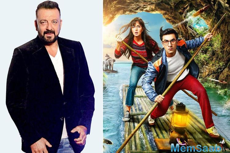Ranbir next will be seen in Sanjay Dutt's Biopic.