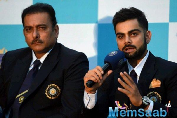 Ravi Shastri was all praise for the Indian cricket team after they clinched a comprehensive victory against Sri Lanka in the first Test.