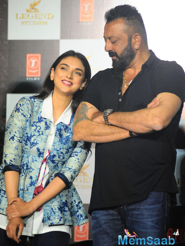 Dutt said both Hirani and Abhijat, along with his friends and family, have been with him through thick and thin and he cannot wait to start the next 'Munna Bhai' movie with them.