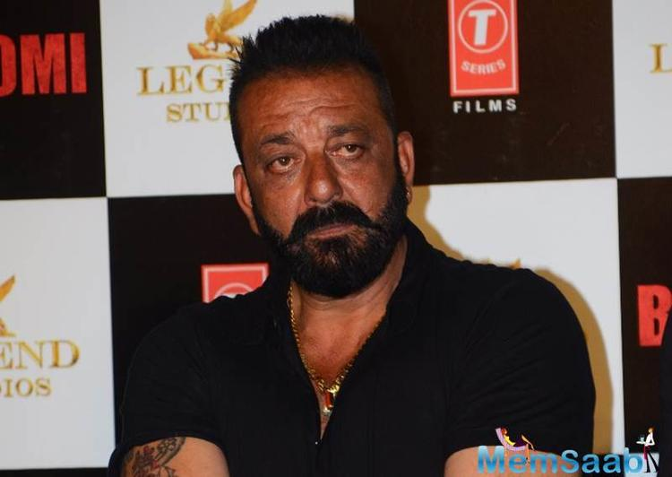 Hirani, who was also present at the trailer launch of Bhoomi, has also credited the actor for making him the filmmaker he is today.