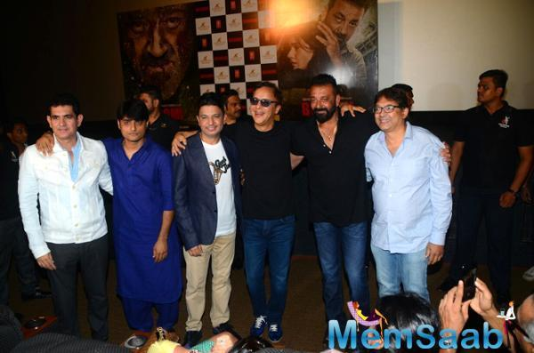 At the trailer launch of the film, Sanjay said he would completely focus on the third installment of the 'Munna Bhai' franchise, post the release of his upcoming movie 'Bhoomi'.
