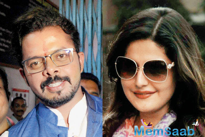 Cricketer Sreesanth has gone way beyond the sport, be it participating in a dance reality show or now making his debut in Aksar 2.