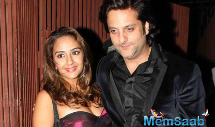 Actor Fardeen Khan and his wife Natasha welcomed their second child, a baby boy, on August 11.