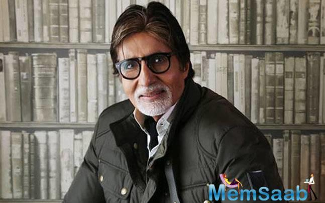 Big B offered to provide an earthmover and a tractor to mechanize the efforts.