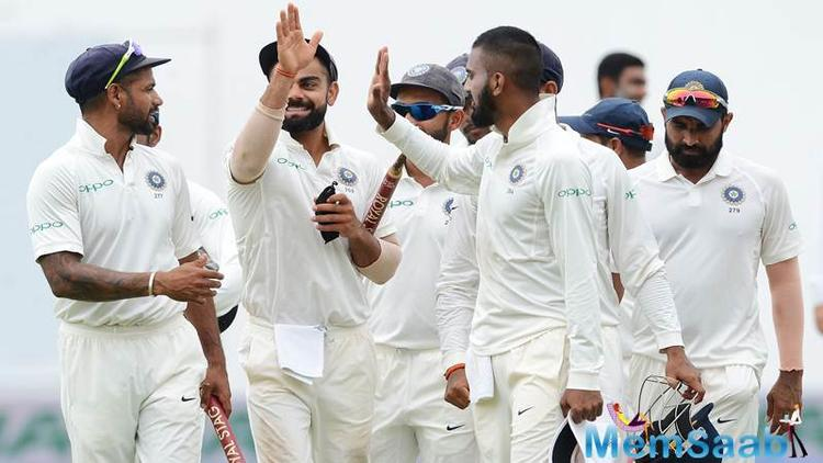 Pandya has been known for his exploits, both with bat and ball in the shorter format of the game, but made a point to selectors with an impressive performance in Team India's 3-0 series whitewash against SL.