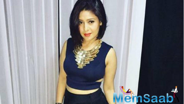 Reportedly, Accomplished singer Sunidhi Chauhan, who is celebrating her 34th birthday today, is expecting her first kid.