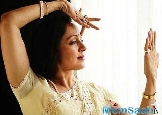 Veteran actress Hema Malini released her first album as a singer at the age of 68.  Titled Gopala Ko Samarpan, the actress admits it is a new journey for her.