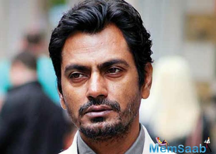 Nawazuddin was gifted a Nehru jacket stitched by the convicts.