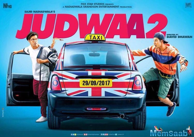 This film is produced by Sajid Nadiadwala and directed by David Dhawan, this is the reboot of the 1997 movie 'Judwaa' starring Salman Khan, features Varun in a double role.