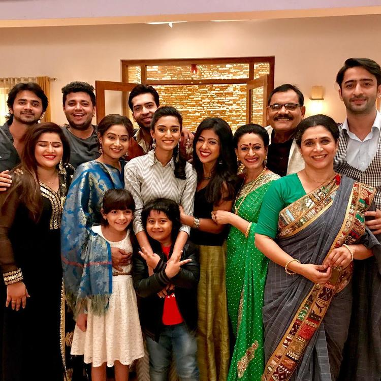 This serial is the highest rated TV soap on IMBD. It was the love story of Dev and Sonakshi who strong-minded people who get separated after falling madly in love with each other. After a leap, their daughter brings them closer.