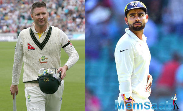 However, Clarke brushed aside questions about Kohli's popularity, or the lack thereof, in Australia.