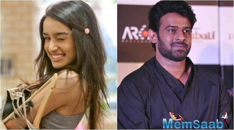 This will be Shraddha's first film with Prabhas, whose last released 'Baahubali 2' broke several records at the box office.