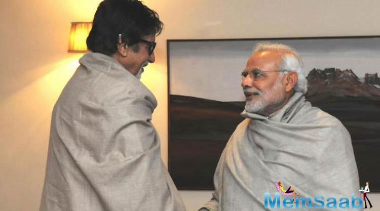 Megastar Amitabh Bachchan has said that he is working on videos for Prime Minister Narendra Modi's Swachh Bharat Abhiyan and the Consul General of India in Brazil, for an ongoing festival.