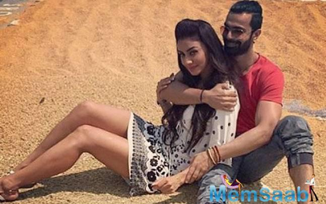 An MMS of actress Riya Sen and her then boyfriend Ashmit Patel shows the pair in a compromising position rocked the industry in 2005.