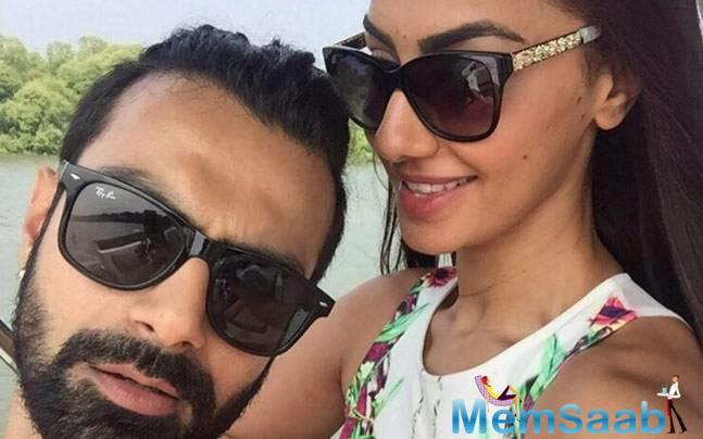 Reacting to the surprise, Maheck Chahal told the daily,
