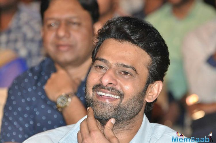 The Telugu actor has dedicated almost four and a half years of his career to the film 'Baahubali' (released in two parts).