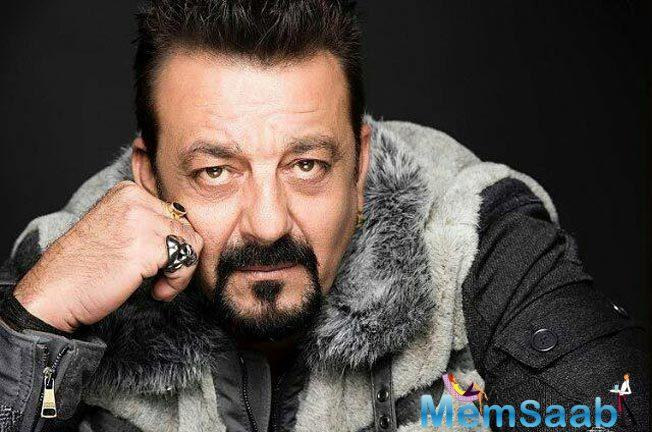 And while we all are waiting for him to go back in the Munna Bhai mode with Munna Bhai 3, looks like there is some other film he's going to work on after Bhoomi.