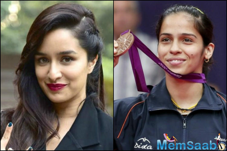 Shraddha Kapoor has two biopics lined up - Saina and Haseena. ... Haseena Parkar, said Saina is going to be her most difficult film till date.
