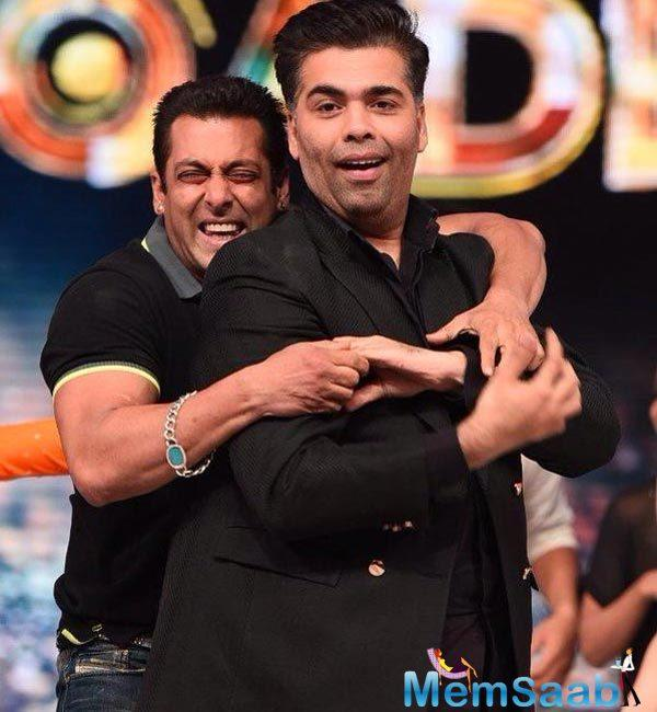 The entire Bollywood fraternity knows how eager Karan Johar is to get Salman Khan to do a film for him. Bizarrely, nothing between Karan and Salman seems to work out.
