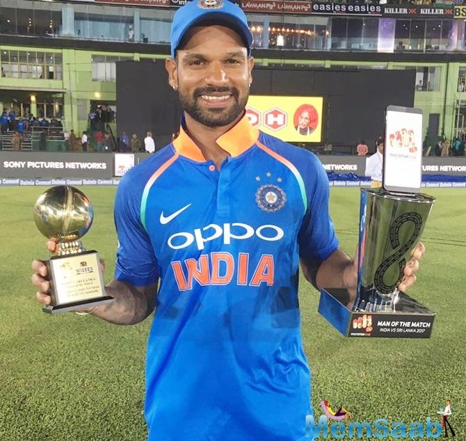 Dhawan, said, it needs to keep his fitness to a high level to be at par with