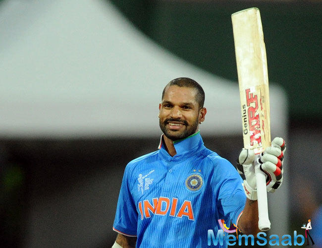 Shikhar Dhawan was dropped after the New Zealand series last year due to a slump in form, but now his comeback, doing well for team India.