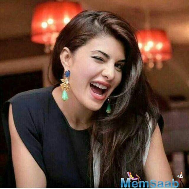 Jacqueline while talking about her film shares,