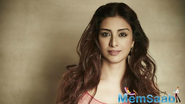 Earlier there was a report that, Tabu will part of Uzma Ahmed biopic