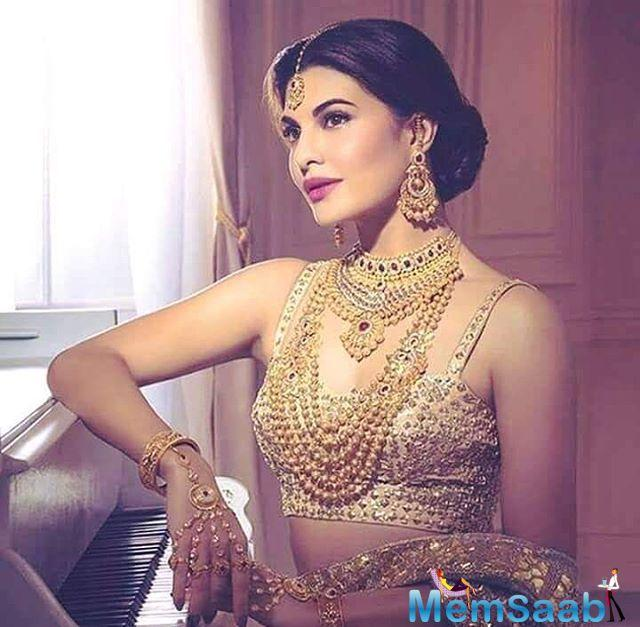 In an interview, Jacqueline stated,