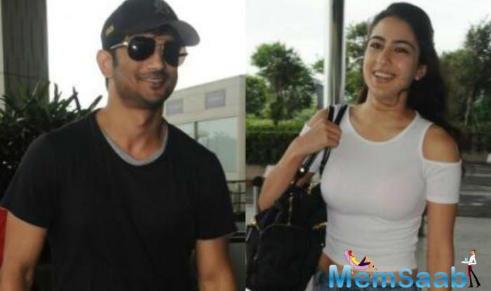 The duo has previously been spotted indulging in several script reading sessions together.