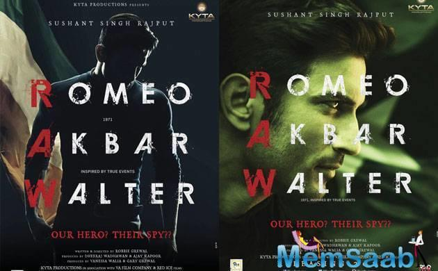Due to the date issue, Rajput has decided to walk out of the Robby Grewal-directed spy thriller Romeo Akbar Walter (RAW). Apparently returns signing amount of Rs 4 crore