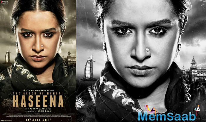 Shraddha Kapoor's upcoming film, the biopic on Haseena Parkar, seems to be stuck.