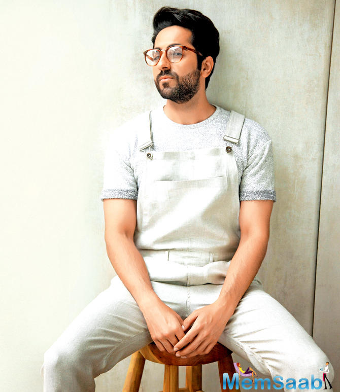 Ayushmann next will be seen in Shubh Mangal Savdhan which also stars Bhumi Pednekar in the lead.