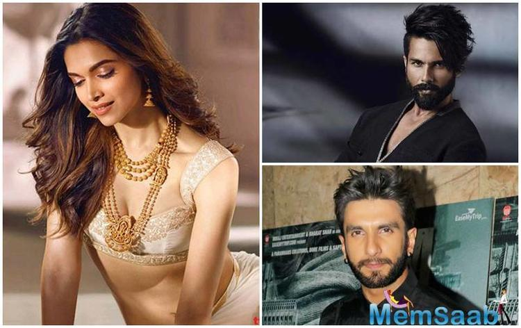 This reverse pay scale of 'Padmavati' sets a new precedent in Bollywood, owing to Deepika's stardom and primacy of her role.