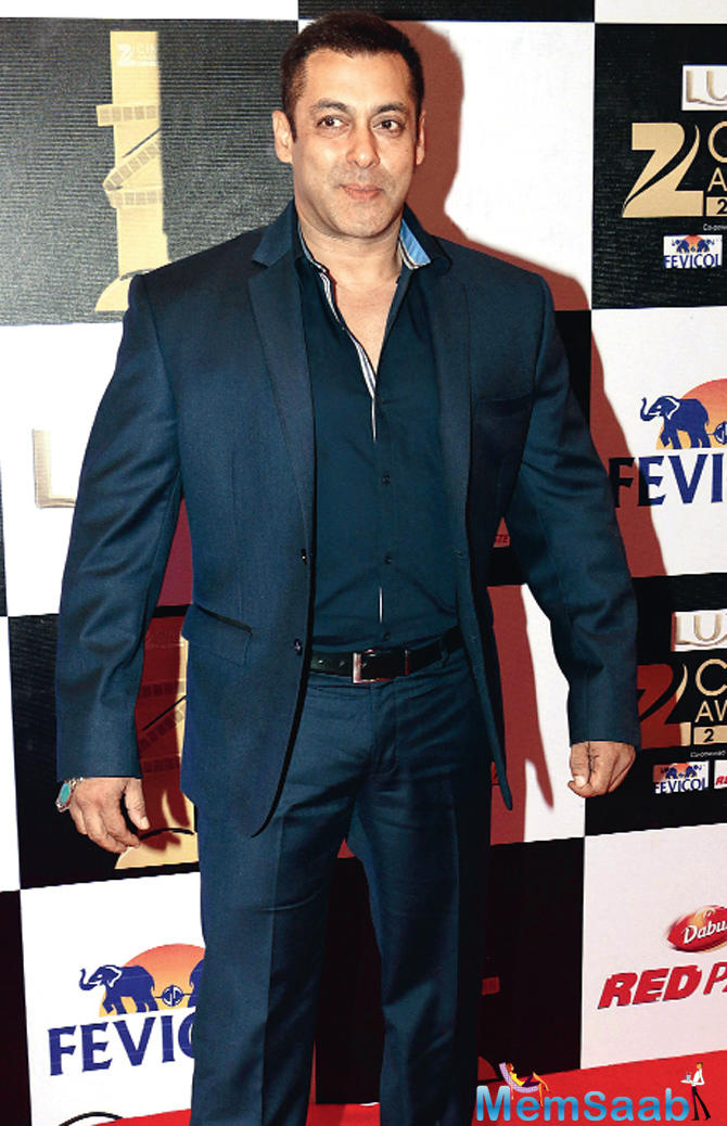 Sonakshi Sinha says Salman Khan has seen her grow up, and that they share a very special bond.