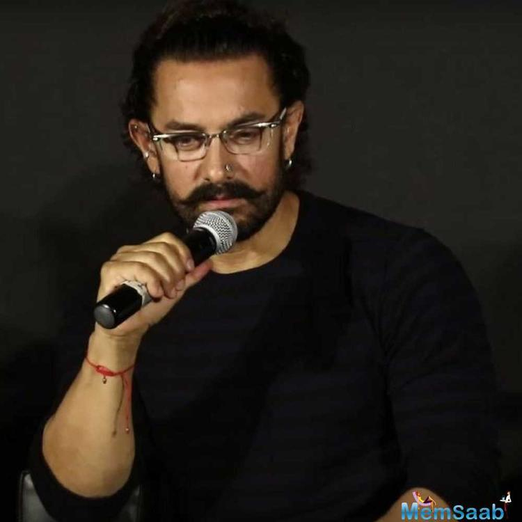 Bollywood star,  Aamir Khan has donated Rs 25 lakhs to the Chief Minister's relief fund for a smoother relief operation for Bihar floods victims.