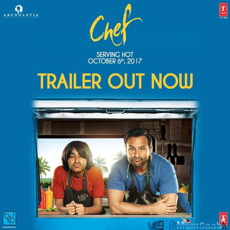 The movie revolves around a chef who visits his family residing in Kochi after quitting his job at a leading international restaurant.