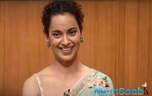 Kangana opened up on the controversy once again during several TV interviews.