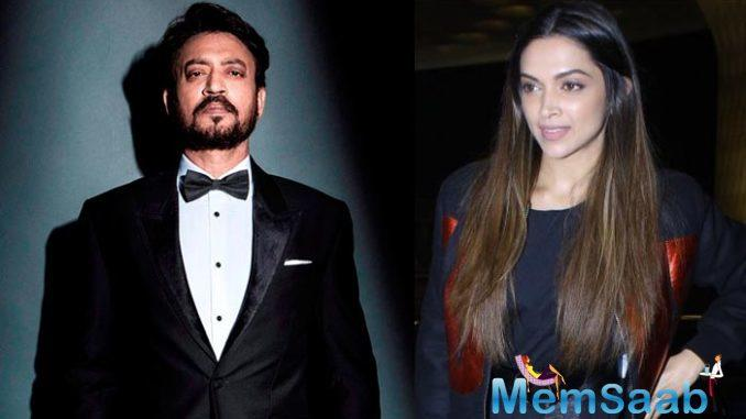 After moving the audiences with their chemistry in 'Piku', Deepika Padukone and Irrfan Khan are reuniting on a biopic on 'Sapna Didi', a feared mafia queen of '80s Mumbai, Rahima Khan.