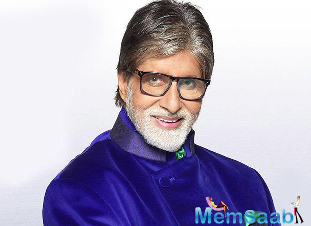 Big B is really active on social media platforms and employs the medium to share updates about his personal and professional lives.