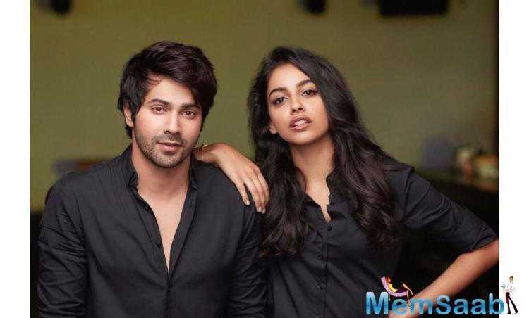 Ever since the announcement of Shoojit Sircar's next directorial outing, 'October' starring Varun Dhawan was made, everyone has been guessing who the female lead would be.
