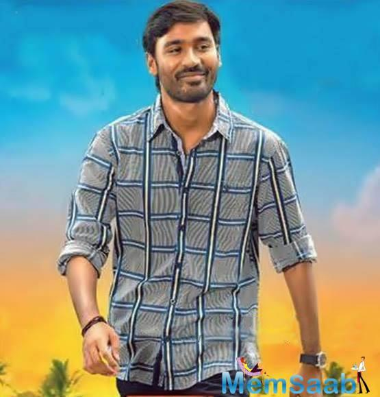Dhanush was last seen in VIP 2 opposite Kajol. VIP 2, a sequel to the 2014 Tamil blockbuster Vela Illa Pattathari.