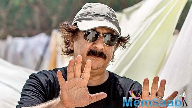 Throwing light on partnering with the legendary director once again, Producer Shareen Mantri Kedia says,