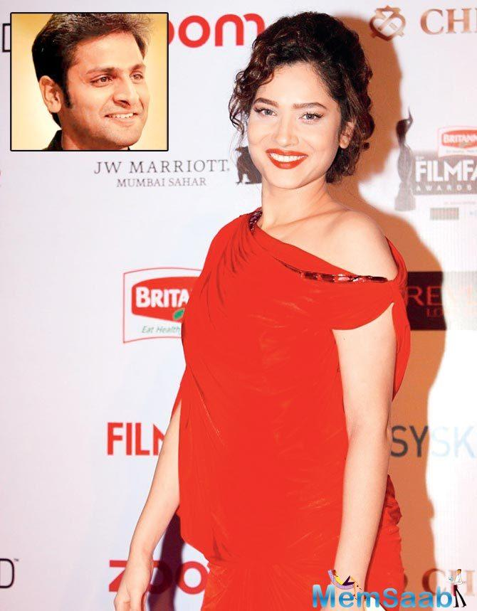 Vaibhav Tatwawaadi to romance Ankita Lokhande in 'Manikarnika: The Queen of Jhansi'