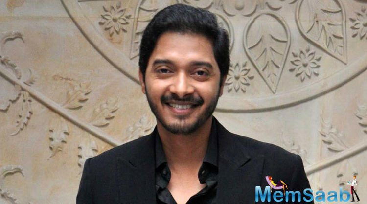 The actor says soon after the Marathi film