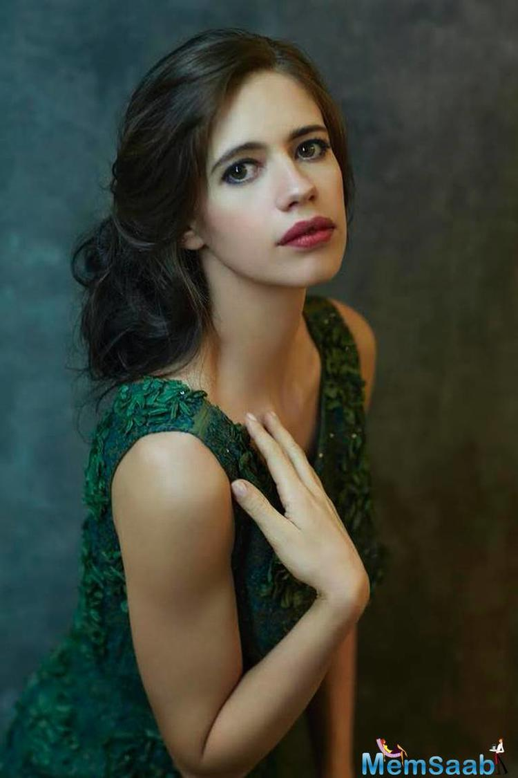 Kalki, who was last seen in 'A Death in the Gunj', her documentary 'Azmaish' is set to screen at the Toronto international film festival.